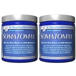 Somatomax NEW Berry Banana by Hi-Tech Pharmaceuticals - 20 sv