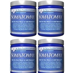 4-pack of Somatomax Exotic Fruit by Hi-Tech Pharmaceuticals