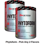 Phytoform Fruits and Greens - Pick any 2 Flavors / Free Shipping