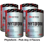 Phytoform Fruits and Greens - Pick any 4 Flavors / Free Shipping