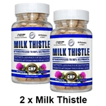 Hi-Tech Milk Thistle (2-Pack) / Free Shipping