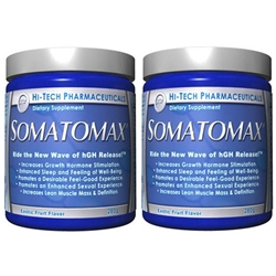 Somatomax Exotic Fruit Flavor by Hi-Tech Pharmaceuticals